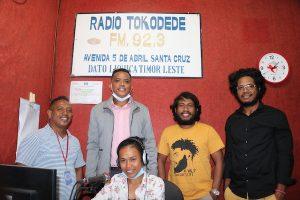 TANE iha rádiu TOKODEDE: Seguransa Alimentar iha Timor Leste